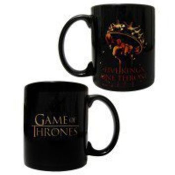 Game of Thrones Five Kings Mug