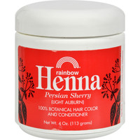 Rainbow Research Henna Hair Color And Conditioner Persian Sherry - 4 Oz