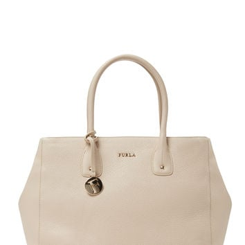 Furla Women's Serena Medium Tote - Cream/Tan
