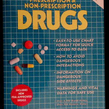Complete Guide to Prescription and Non-Prescription Drugs by H. Winter Griffith