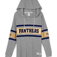 Unviersity of Pittsburgh Varsity Pullover Hoodie - PINK - Victoria's Secret