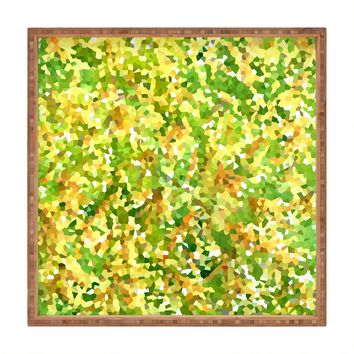 Rosie Brown Botanical Garden Square Tray