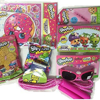 Shopkins Sunglasses Summer Vacation travel activity gift bucket