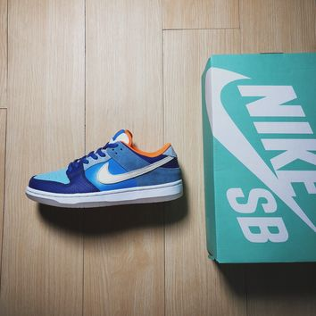 Nike  SB Dunk Low  Mia  Skateboard shoes Basketball  Sneakers
