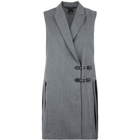 Marc by Marc Jacobs Pinafore Dress Grey | Harrods
