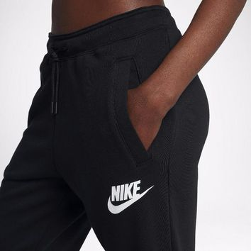 Nike Fashion Casual Pants Trousers Sweatpants Trousers-2