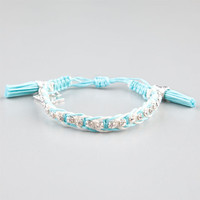 Rose Gonzales Shore Chloe Bracelet Aqua One Size For Women 24878624001