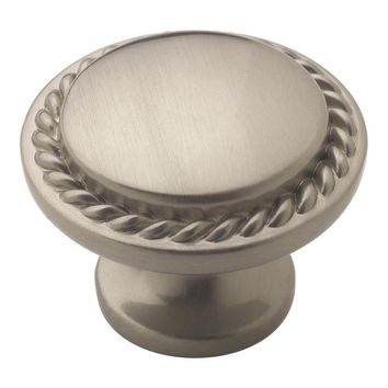 Amerock Allison Value Transitional Round Cabinet Knob 25 Pack