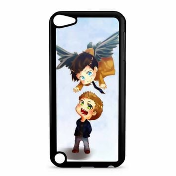 Supernatural Destiel Fanart iPod Touch 5 Case