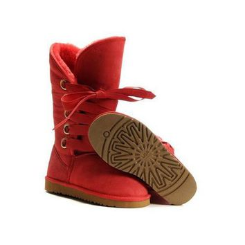 Ugg Boots Sale Black Friday Roxy Tall 5818 Red For Women 111 67