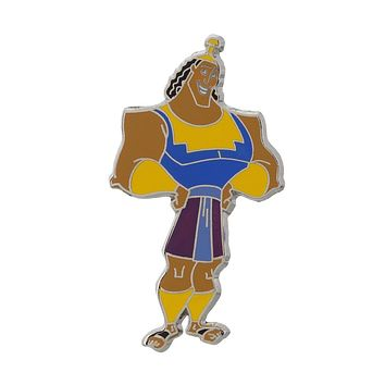 Disney Parks The Emperor's New Groove Kronk Pin New with Card