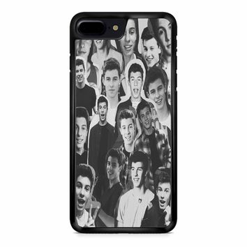 Shawn Mendes Collage 2 iPhone 8 Plus Case