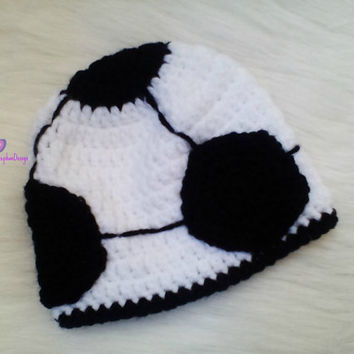 Newborn Soccer Hat and Diaper Cover Set, soccer outfit, soccer costume, Soccer Ball Set, Sports outfit, NB, 0-3, 3-6, 6-9, 9-12, 12-24 mo
