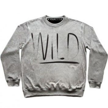 Wild Sweatshirt - TOPS - WOMEN Online store> Shop the collection