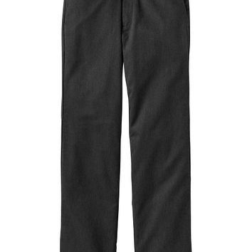 Gap Men Factory Tailored Straight Fit Khakis