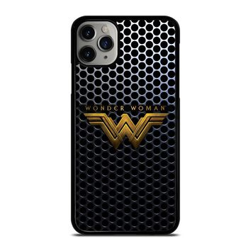 NEW WONDER WOMAN LOGO iPhone Case Cover