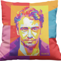 James Franco Pillow