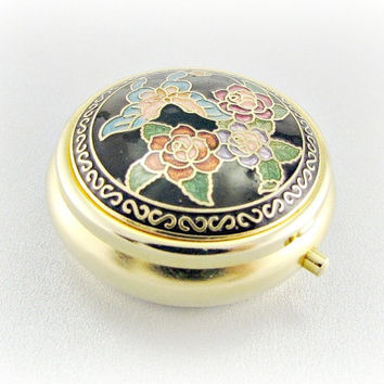 Shop Cloisonne Pill Boxes On Wanelo Magnificent Decorative Pill Boxes For Purse