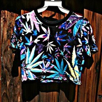 ONE LEVEL UP CROP TOP