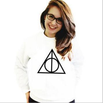 New fashion Harry Potter sweater