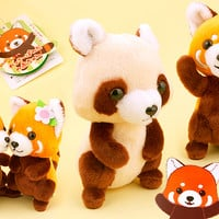 Buy Amuse Baby Red Panda Standing Plush at Tofu Cute