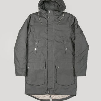 Elvine Simo Jacket Army Grey
