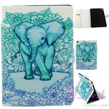 cute elephant Samsung galaxy s5 ipad mini case cover walle-170928