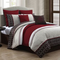 Phyllis 8-pc. Comforter Set