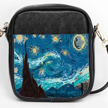 Starry Wars Crossbody