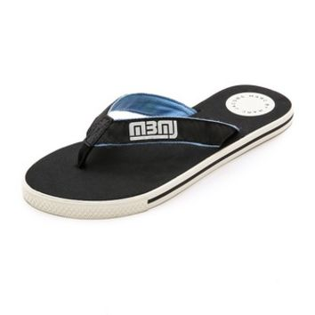Marc by Marc Jacobs Slim Kicks Flip Flops