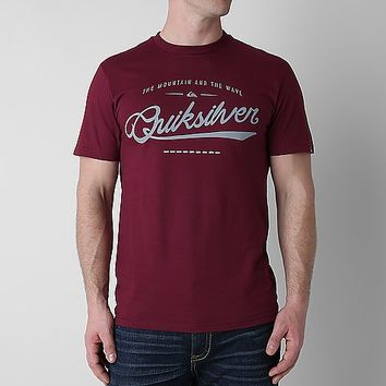Quiksilver Crimson Wave T-Shirt