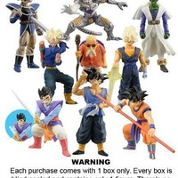"Chozokei Soul DragonBall Z Vol. #9 (One ~2"" figure in randomly selected blind box) (Japanese Imported) by Bandai"