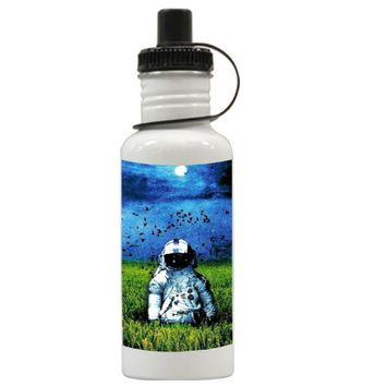 Gift Water Bottles | Brand New Deja Entendu In Night Aluminum Water Bottles