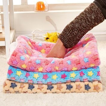 Breathable Pet Blanket Dog/Cat Winter Bed