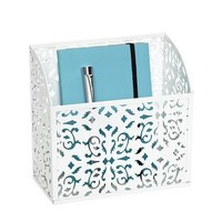 Brocade Magnetic Bin | The Container Store