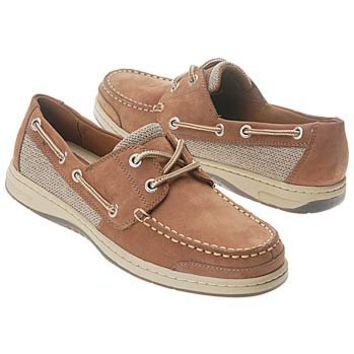 Women's Eurostep  On Deck Ecco Brown FamousFootwear.com