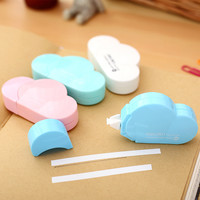 1 x creative Cloud Shape correction tape kawaii material escolar korean stationery school supplies papelaria