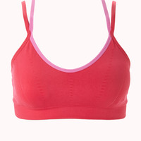Low Impact - Strappy Back Sports Bra