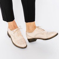 ASOS MAKE WAVES Brogues at asos.com