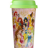 Disney Princess 2 Double Wall Mug, Custom Double Wall Mug, Custom Double Wall Cup