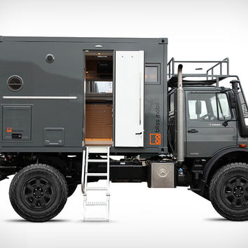 Bliss Mobil Expedition Vehicle
