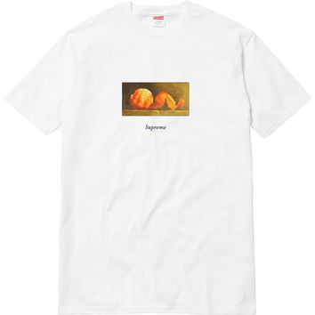 Supreme: Peel Tee - White
