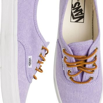 VANS AUTHENTIC SLIM SHOE