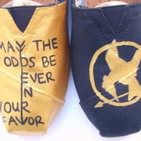 The Fighter - Gold and Black Custom TOMS
