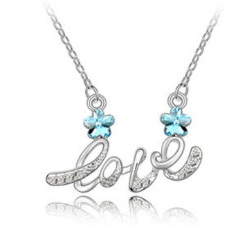 Stylish Shiny New Arrival Gift Jewelry Crystal Necklace [9819389135]