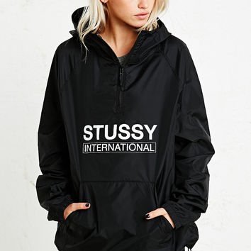 Stussy International Hooded Anorak - Urban Outfitters