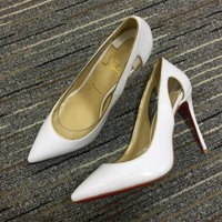 Christian Louboutin Cl Pumps High Heels Reference #02bk15 - Best Online Sale