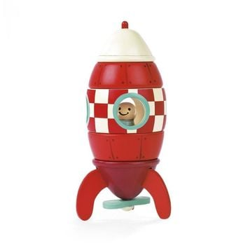 Janod Small Magnetic Rocket