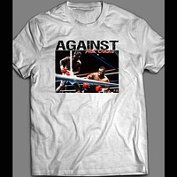 AGAINST ALL ODDS JAMES BUSTER DOUGLAS KNOCK OUT OF MIKE TYSON T-SHIRT