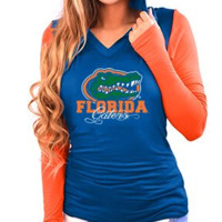 University of Florida Hoodie with Thumb Holes